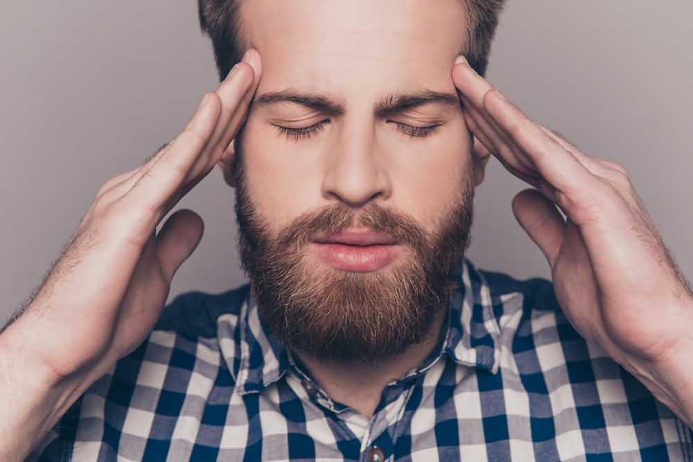 Headache, Hypertension symptoms