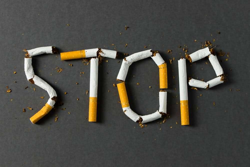 Smoking, Angina causes