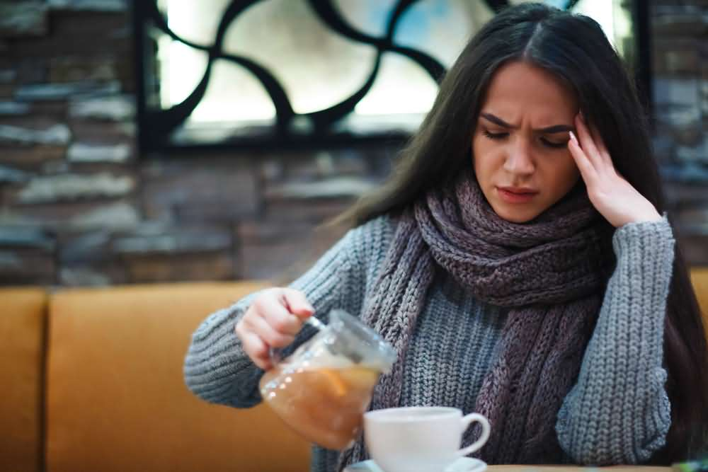Fatigue, China virus symptoms