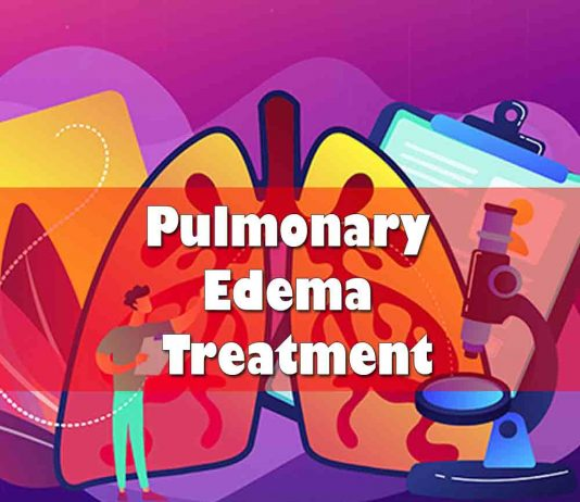 Pulmonary Edema Treatment