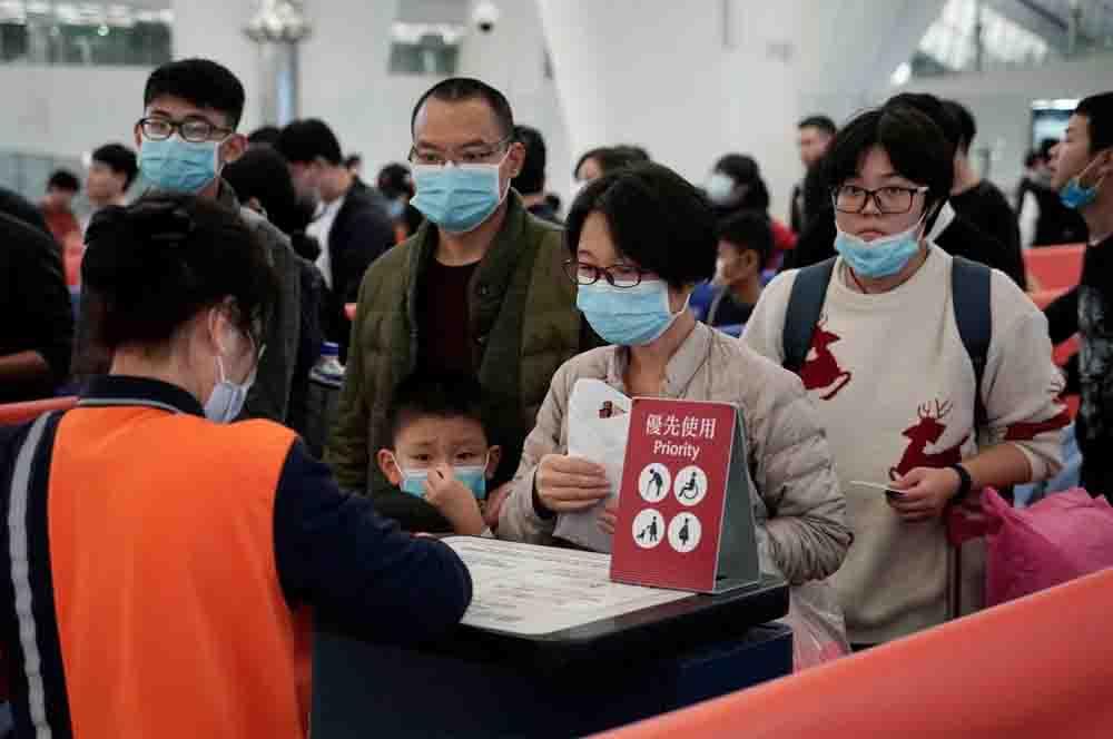 Chinese 2019-2020 Coronavirus