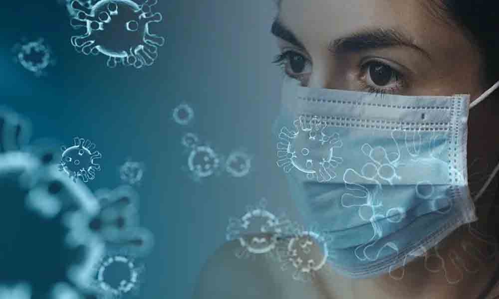 Use masks and follow sanitation, COVID-19 outbreak, Coronavirus